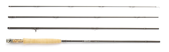 Scott S4 Fly Rods