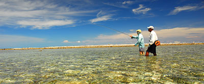 Belize Flats Fishing