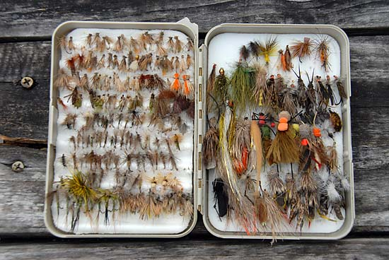 Jerry Kustich Flies
