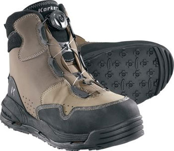 Korkers Metalhead Wading Boots