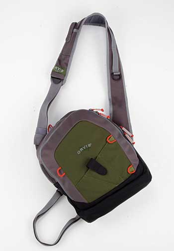 2012 Orvis Magnum Sling Pack