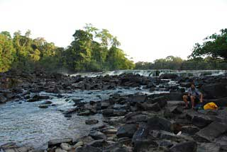 Fly Fishing in Guyana