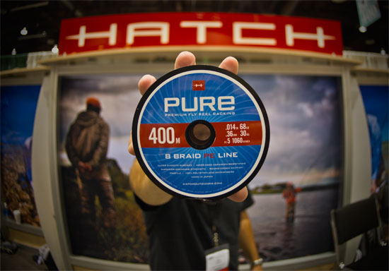 "Hatch Outdoors ""Pure"" Backing"