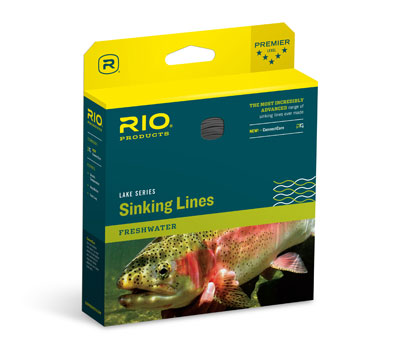 RIO In-Touch Series Fly Line
