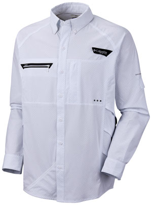 Columbia AirGill Chill Zero Shirt
