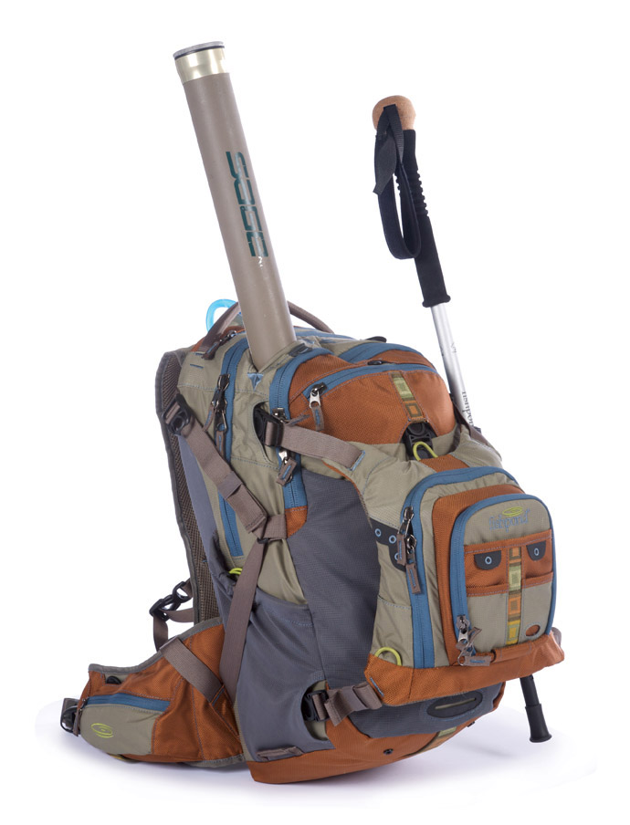 New fishpond vests and packs midcurrent for Fly fishing packs
