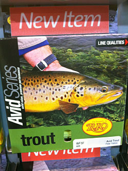 RIO Products Avid Fly Lines