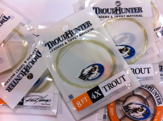 TroutHunter Leaders and Tippet