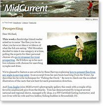 MidCurrent Fly Fishing Email Newsletter