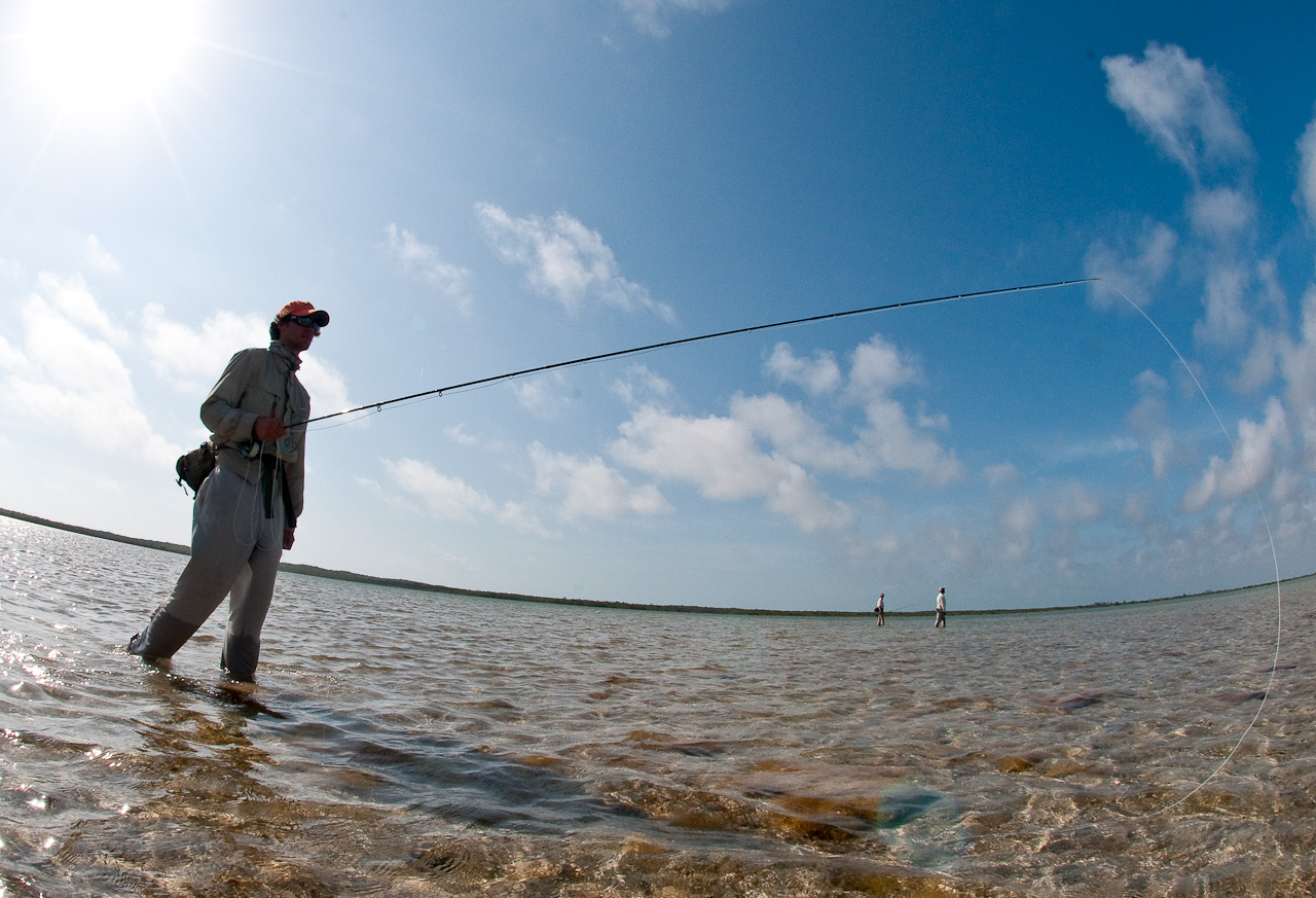 Tips for saltwater wading midcurrent for Saltwater wade fishing gear