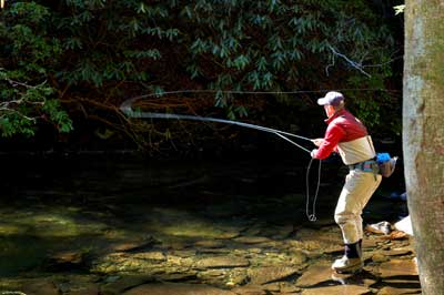 Ten ways to improve your fly fishing photography midcurrent for Fly fishing photography