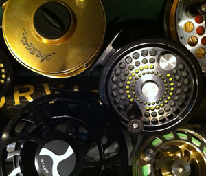 Anodized Fly Reels