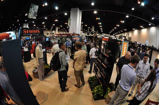 2009 Fly Fishing Retailer Show