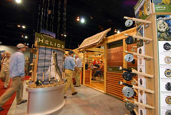 2008 Fly Fishing Retailer Show
