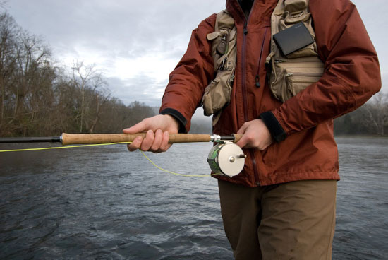 Fishing Two-Handed Fly Rods