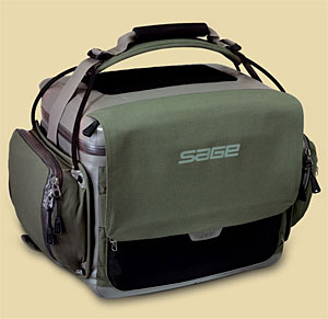 2010 fly fishing bags packs midcurrent for Fly fishing luggage