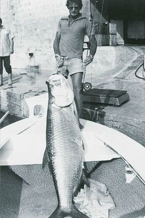 "Steve Huff: ""A Passion For Tarpon"""