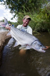 Jeff Currier African Tigerfish