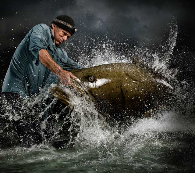 Podcast interview river monsters host jeremy wade for Jeremy wade fishing rod
