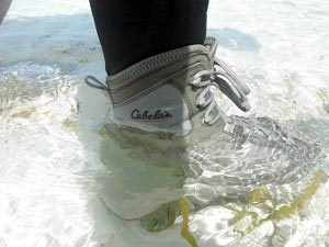 Cabelas Wading Shoes