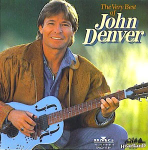 John Denver Album Cover