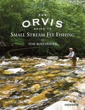Review orvis guide to small stream fishing midcurrent for Orvis fly fishing podcast