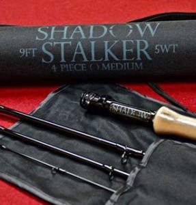 Shadow fly fishing launches two new fly rod series for Shadow fly fishing