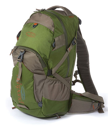 Gear update innovative fly fishing backpacks midcurrent for Fly fishing backpack
