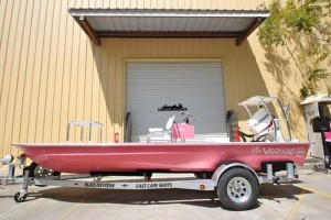 Casting for Recovery boat