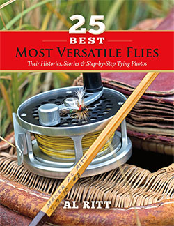 "Al Ritt's ""25 Best Most Versatile Flies"""