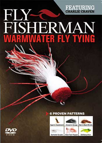 """""""Warmwater Fly Tying"""" with Charlie Craven"""