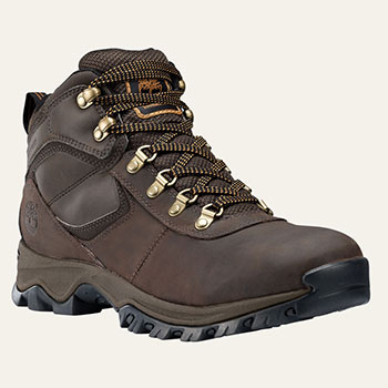 Timberland Mt. Maddsen Hiking Book