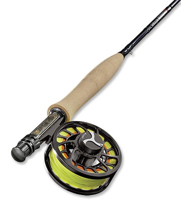 Orvis H2 Fly Rod