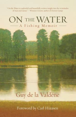"""On the Water"" by Guy de la Valdene"